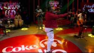 VIDEO: Olamide – Turn Up (Remix) ft. Fena [Coke Studio Africa II]